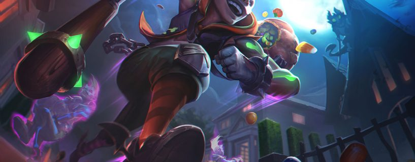 Everything we know about new patch 8.21 in League of Legends