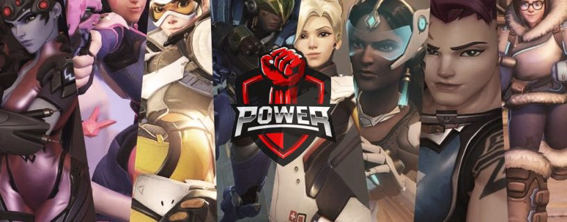 Power eSports forms the first Arab Female Overwatch roster, and here are the details