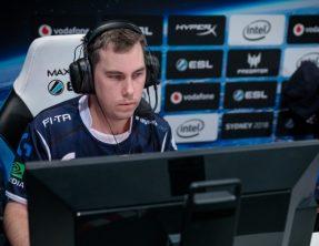 اللاعب الشاب flickz يصرح عن اعتزاله من لعبة CS:GO