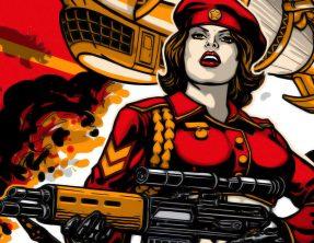 لعبة Command & Conquer Red Alert تعود بعد طول انتظار في إصدار جديد بدقة 4K !