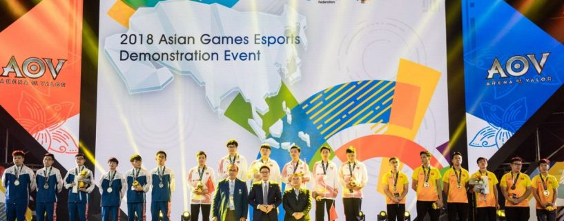 Esports players are medal athletes in the upcoming SEA Games 2019