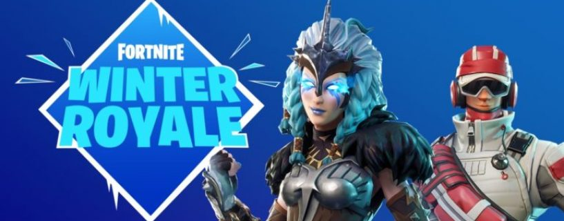 حدث Fortnite الكبير القادم سيدعى Fortnite Winter Royale وها هي أولى تفاصيله