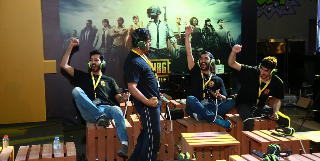 PUBG Mobile GCC Cup winners