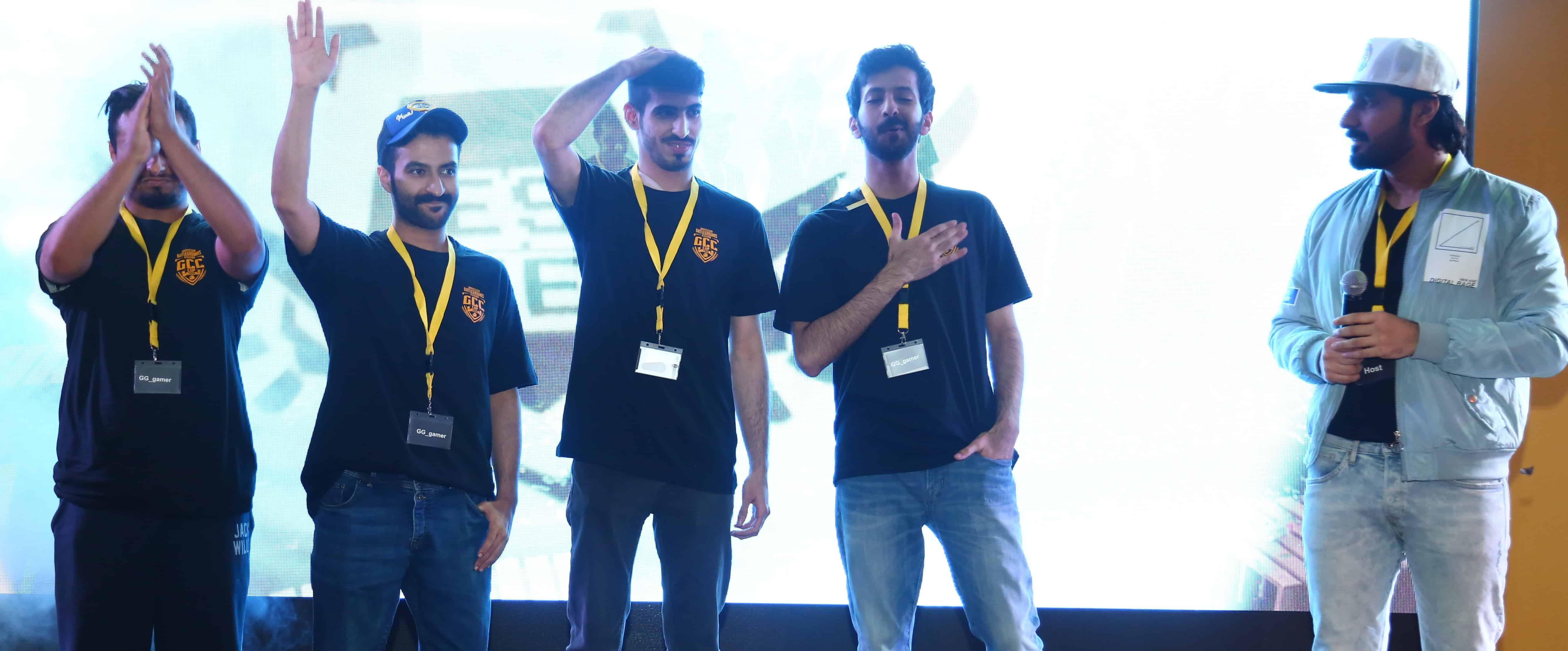 PUBG Mobile GCC Cup final