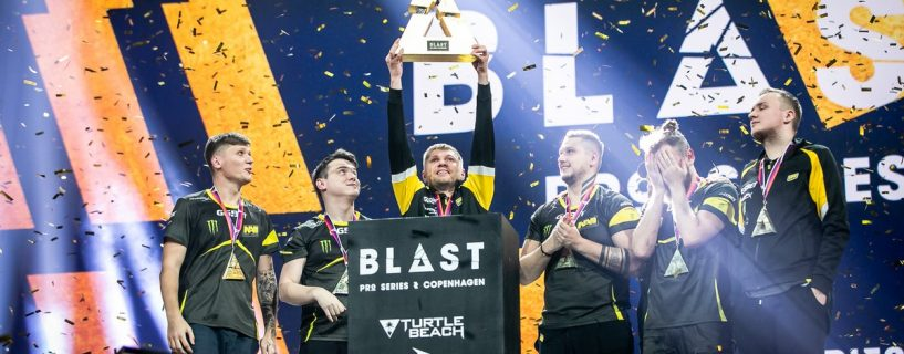 Na'Vi wins Blast Pro Series Copenhagen 2018 alongside the attendance of Denmark's prime minster