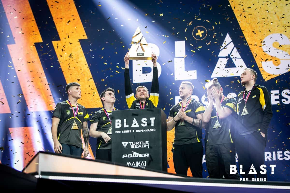 Photo of Na'Vi wins Blast Pro Series Copenhagen 2018 alongside the attendance of Denmark's prime minster