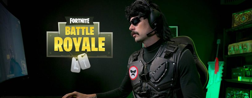 New Fortnite tournament is being organized by streamer Dr Disrespect