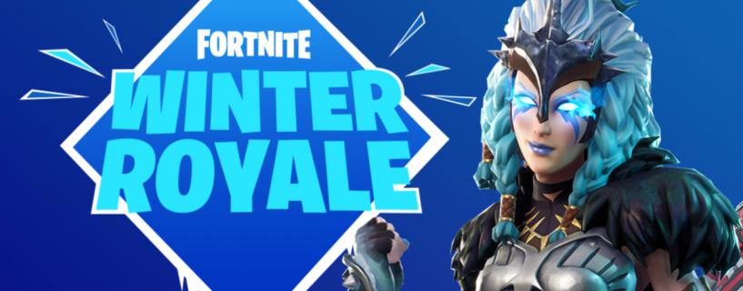 تعثر عدد من مشاهير Fortnite في تصفيات بطولة المليون دولار Fortnite Winter Royale