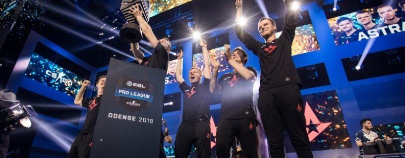 Astralis و Liquid يتصارعان للمرة السادسة في نهائي الموسم الثامن من ESL Pro League