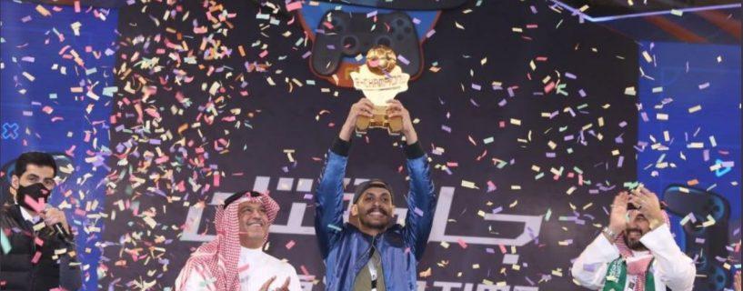 فوز السعودي عبدالرحمن بلوعل بجائزة 300 ألف ريال في أحدث بطولات FIFA بالمملكة العربية السعودية