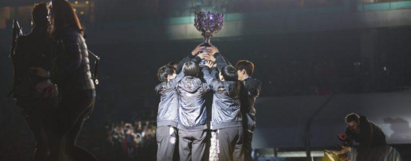 هنا جميع الفائزين في عالم League of Legends خلال الحدث الأضخم لجوائز الألعاب The Game Awards 2018