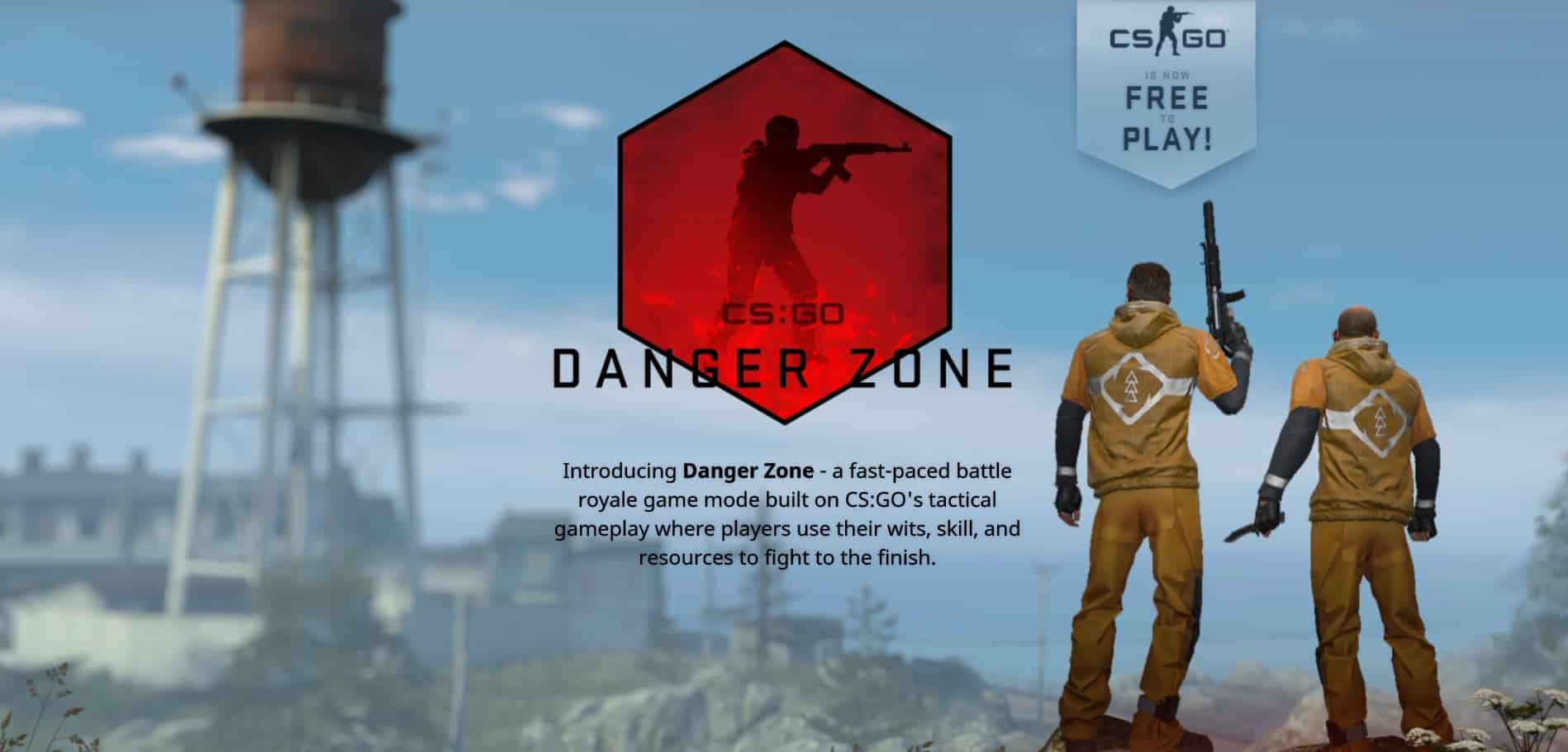 csgo danger zone free to play
