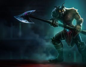 البطل Nasus سيكون شخصية قوية في الغابة بعد التحديث Patch 8.24b في League of Legends