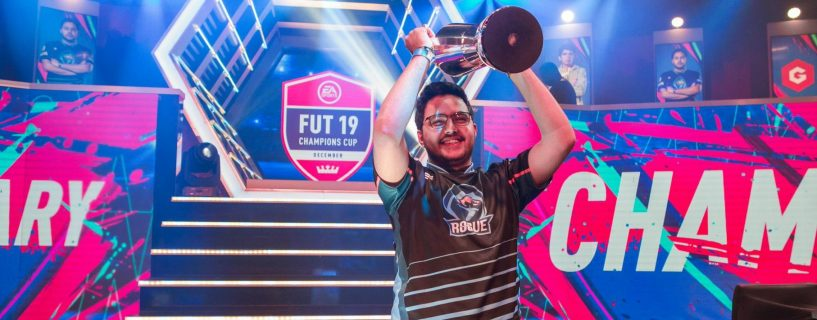 Saudi Arabian MSDossary proves he's the best in the world of FIFA with FUT Champions December win