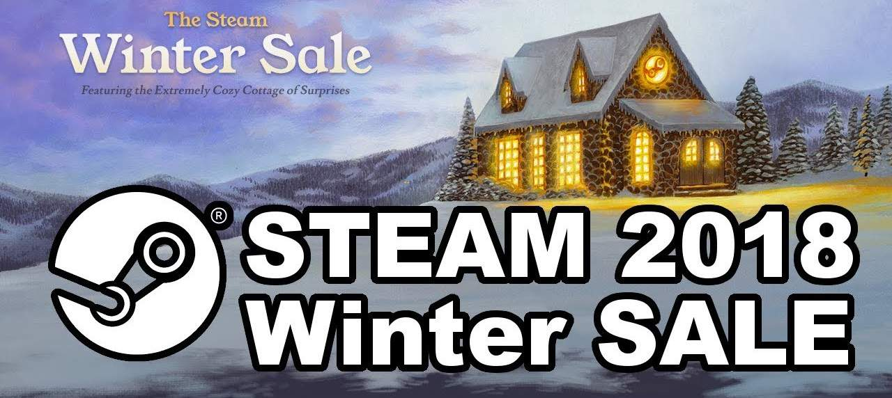 Photo of Steam Winter Sales 2018 officially starts and here are the best details