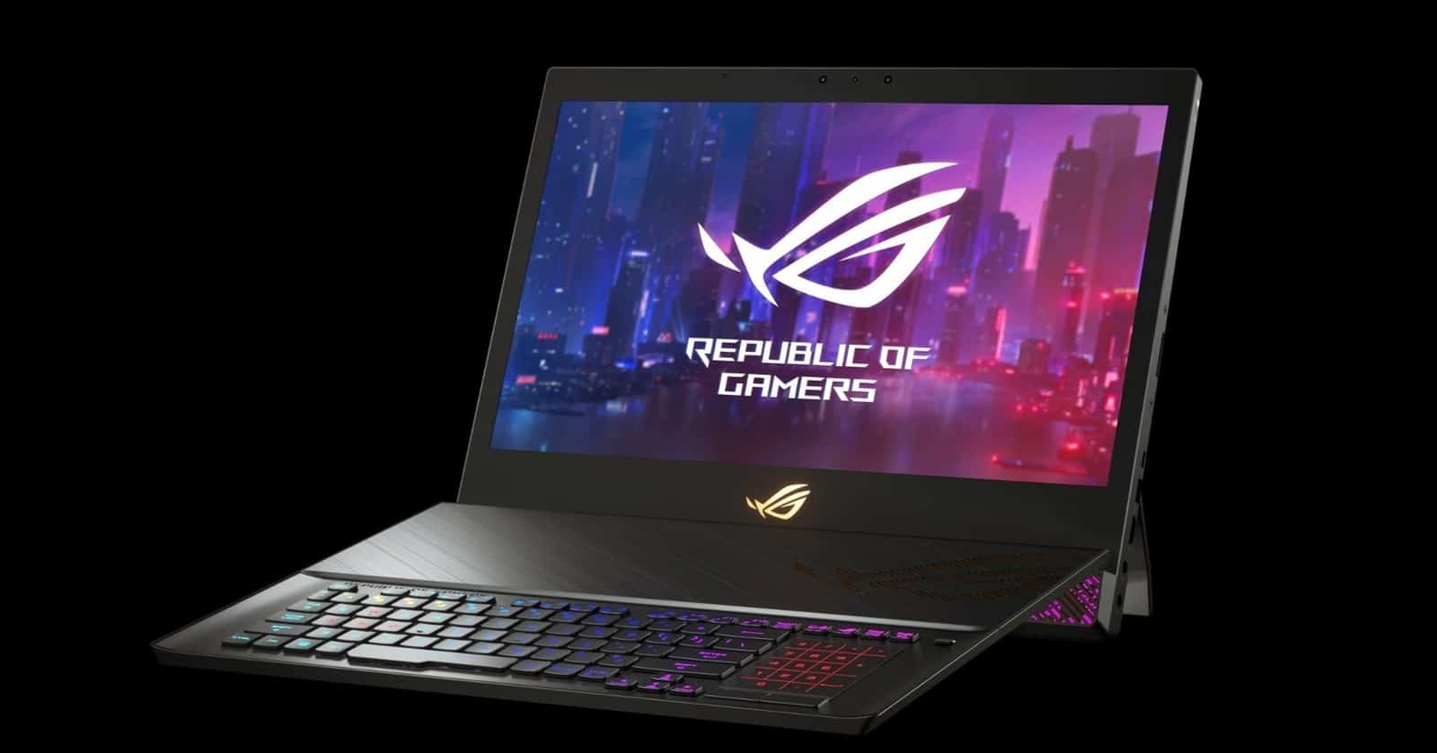 Photo of ASUS Republic of Gamers gives a first look of the Mothership & Zephyrus S to the Middle East.