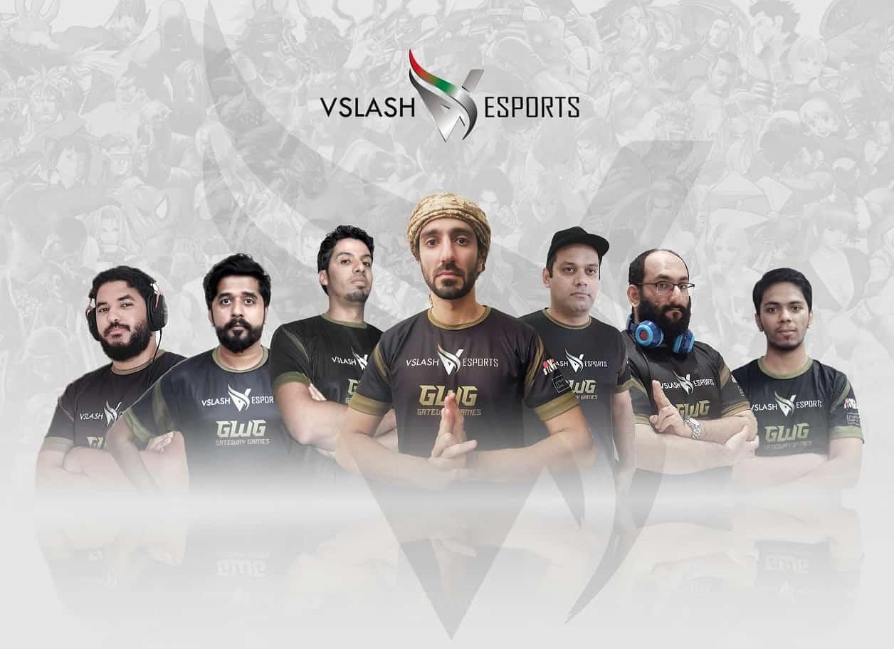 Photo of مقابلة مع فريق الألعاب الإلكترونية الإماراتي vSlash eSports