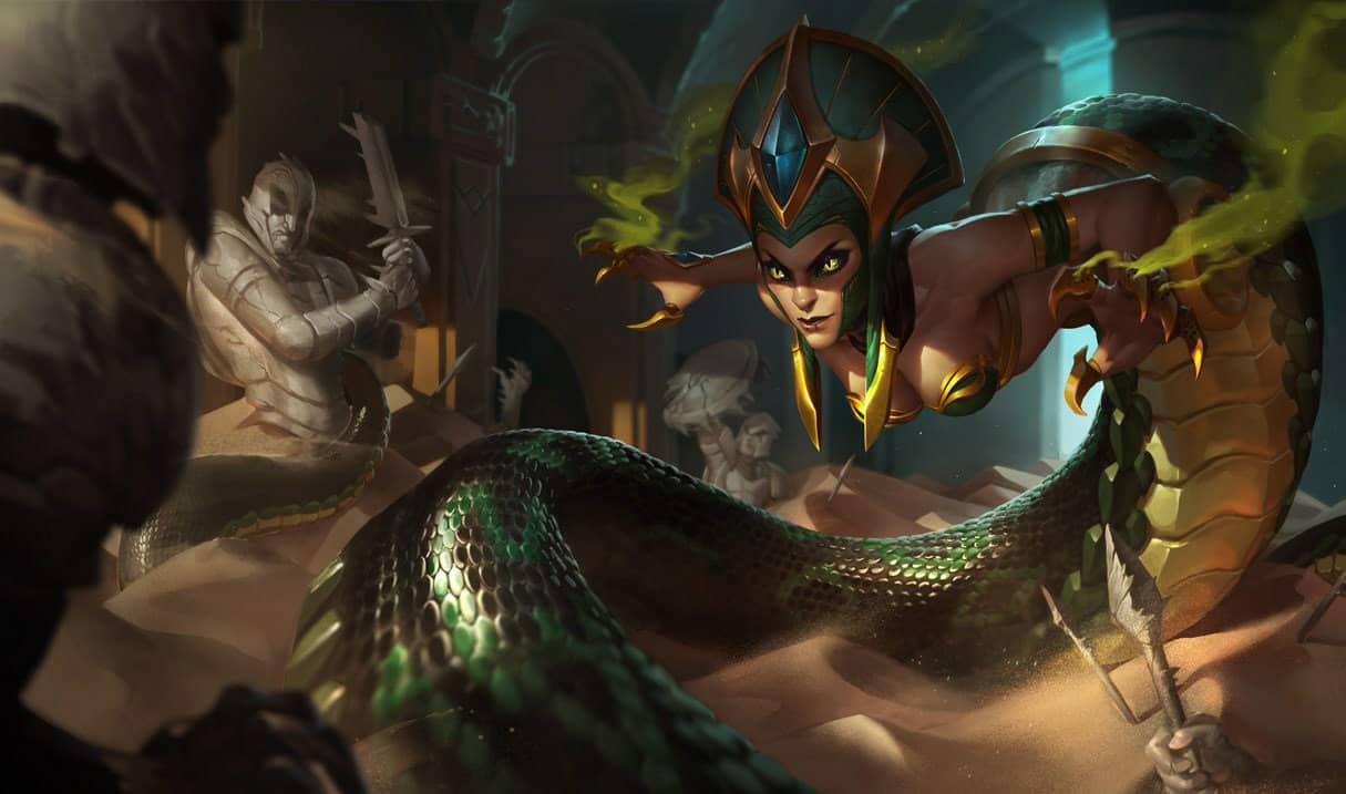 Photo of الأدوار و الوظائف الأساسية للأبطال في لعبة League of Legends