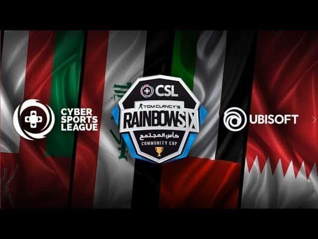كأس المجتمع Rainbow Six Siege