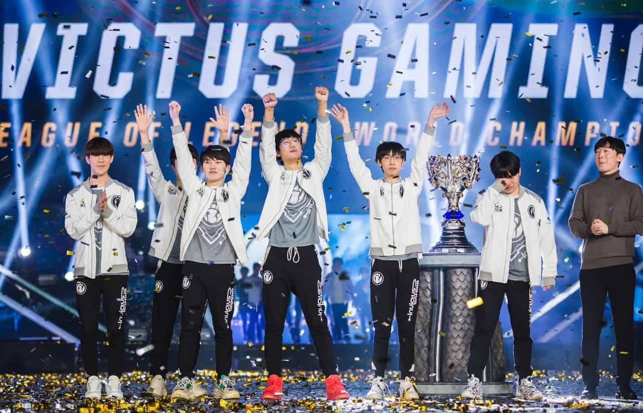 اعتراف الصين بالرياضات الإلكترونية China officially recognizes esports invictus gaming league of legends