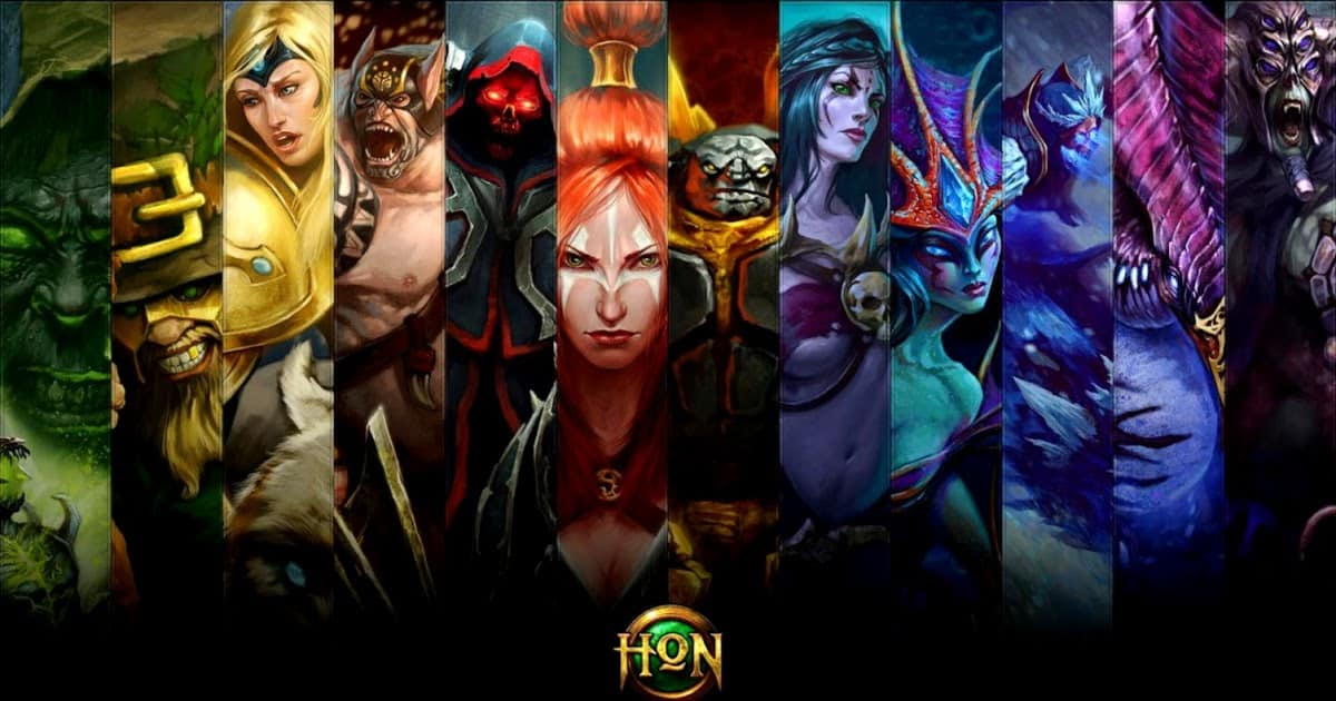 Heroes of newerth last update end after 10 years