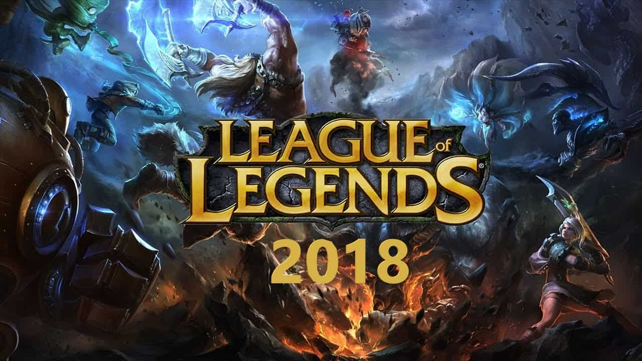 Photo of The biggest changes in League of Legends during the last season 2018