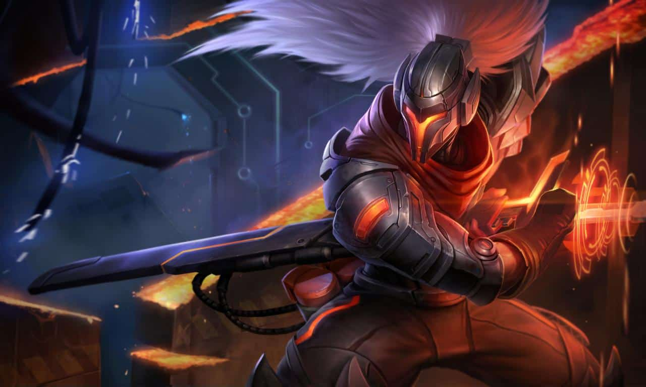 Photo of Big hit for many champions include Yasuo with patch 9.4 in League of Legends