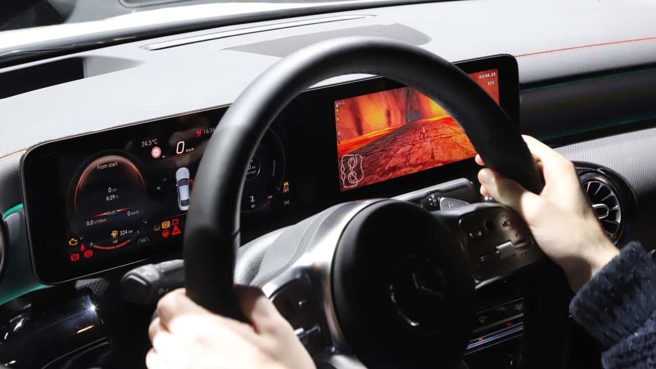 Photo of مرسيدس تكشف عن سيارة القيمرز المستقبلية في معرض MWC 2019
