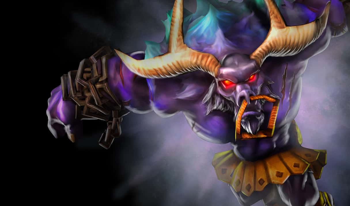 The 17 Original Champions In League Of Legends Before 10 Years