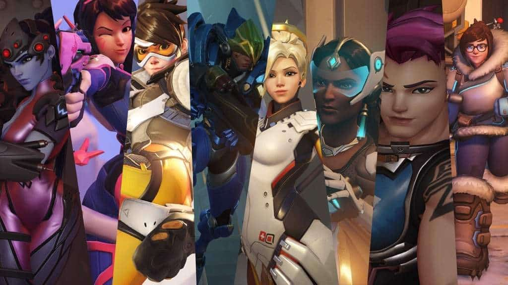Photo of POWER Puffs scores flawless Overwatch Female Competitive Circuit win