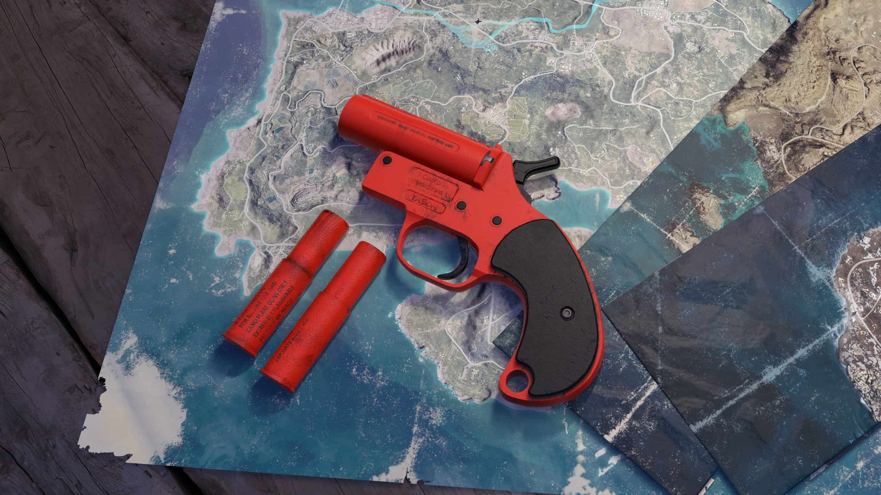 Photo of Next PUBG update is making the Flare Gun permanent and more