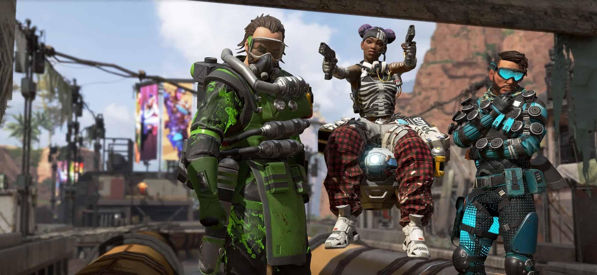 Photo of Titanfall's battle royale Apex Legends revealed – Fortnite killer?