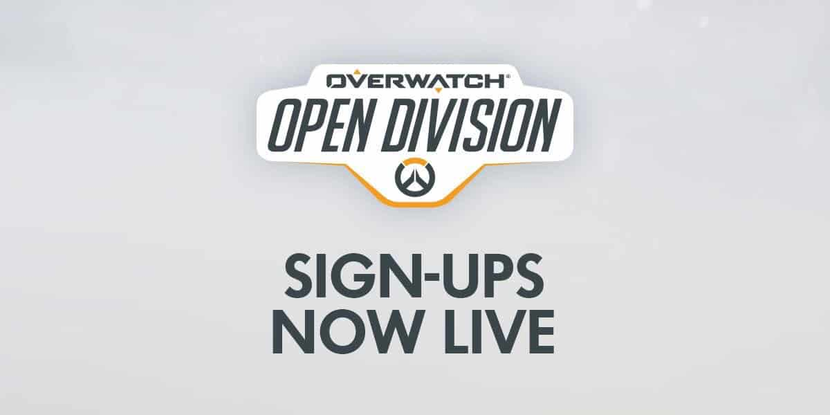 Photo of Middle East players can now sign in to participate in Overwatch Open Division