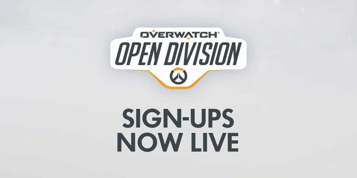 Photo of إتاحة التسجيل لاعبي الدول العربية في بطولة Overwatch Open Division