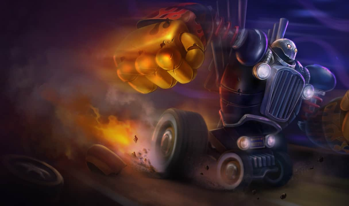 Blitzcrank will finally get some changes in League of Legends