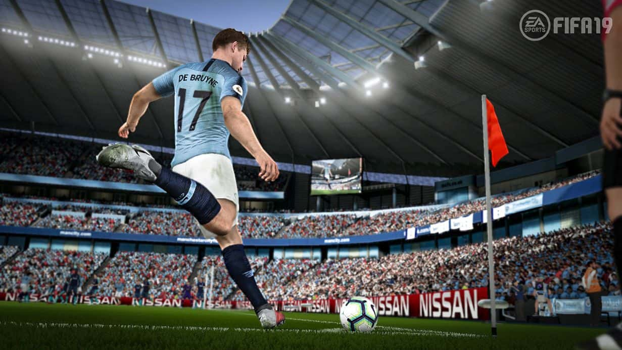 فريق انجلترا رياضة الكترونية fifa 19 England elions esports team fa esl