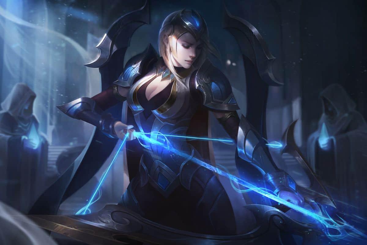 Photo of قصة البطلة Ashe الجزء الأول في League of Legends