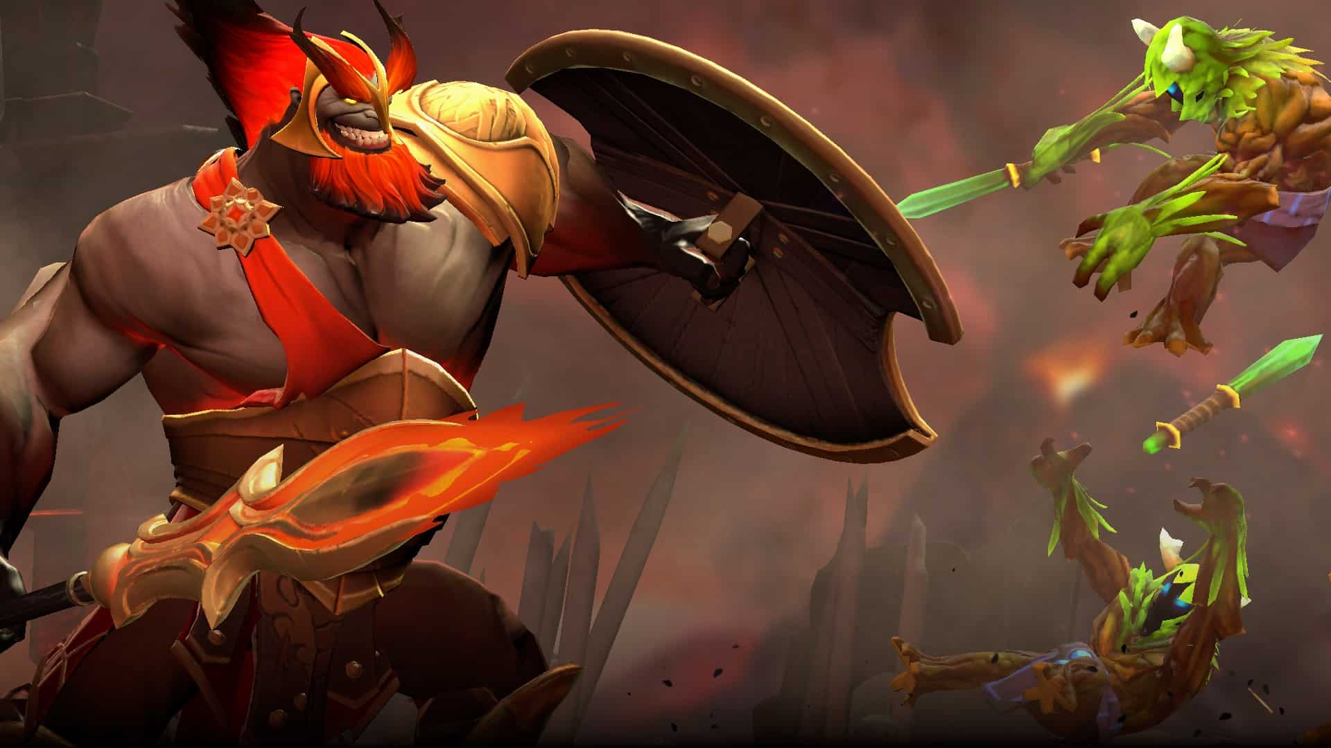 Photo of Dota 2 newest hero Mars is its first original one since 2016