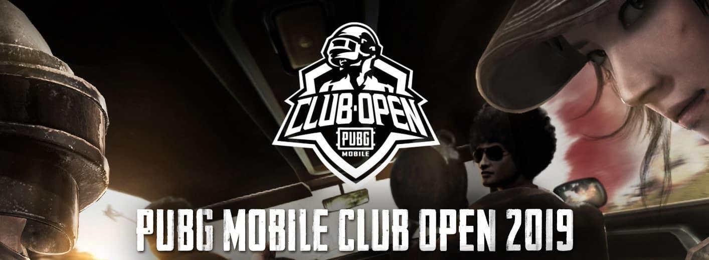 بطولة ببجي موبايل رياضات الكترونية pubg-mobile-esports tournament club open-