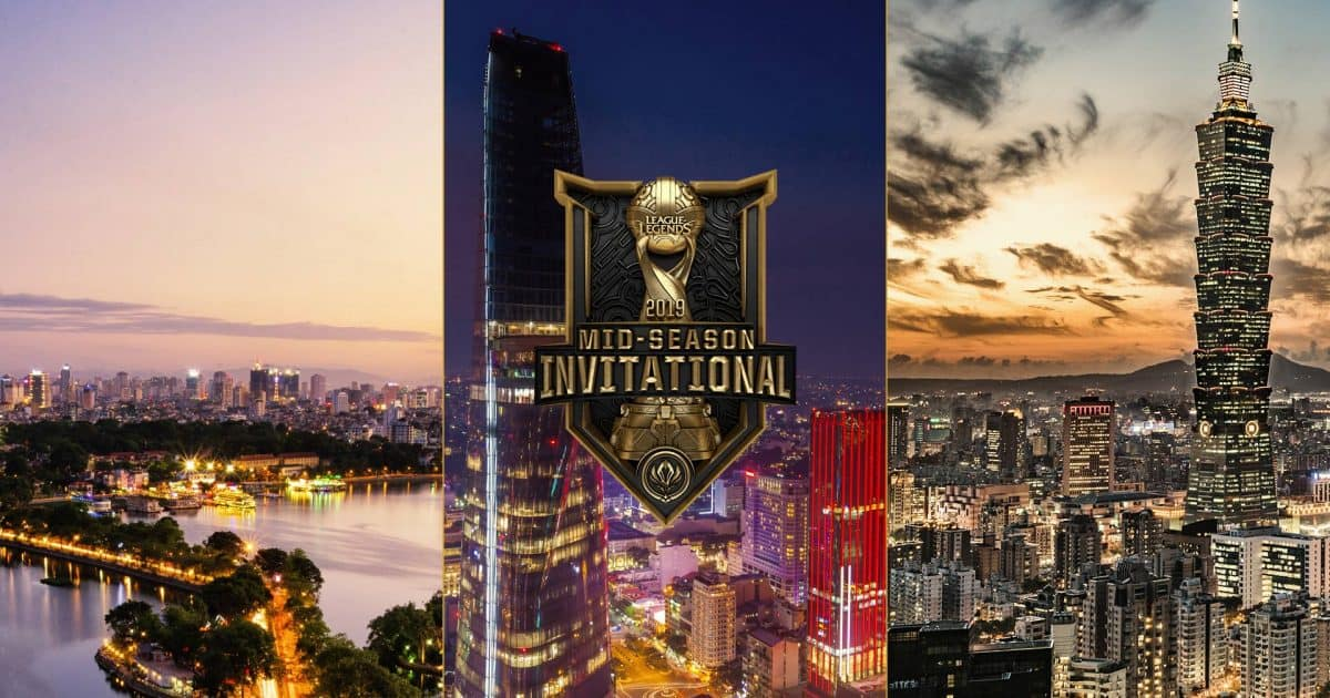 Photo of Everything you need to know about MSI 2019 in League of Legends