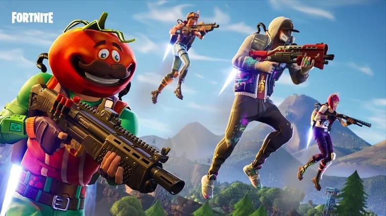 Photo of Fortnite data miners may have leaked info about upcoming events