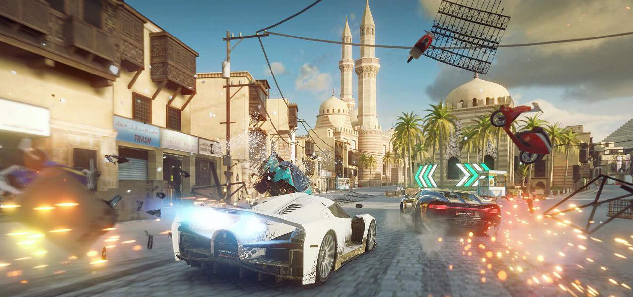 بطولة ازفلت سيريس asphalt 9 esports gameloft black shark asphalt series