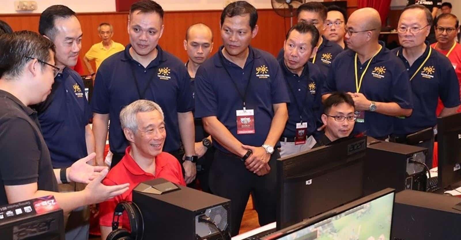 رئيس وزراء سينغافورا دوتا 2 pm_lee_dota_2_singapore-