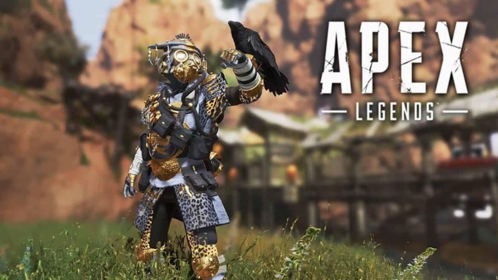تحدي ابيكس ليجندز Apex Legends legendary hunt bloodhound challenges
