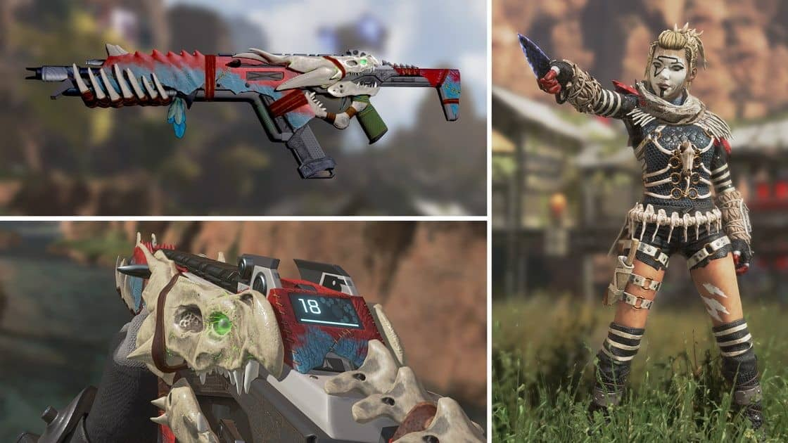 Photo of New Apex Legends challenge spices the game up with new skins