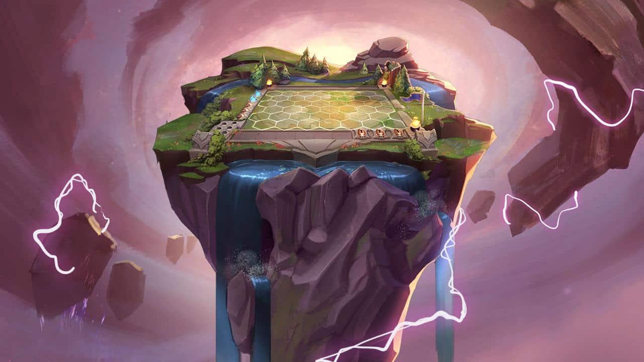 Photo of شركة Riot تكشف الستار عن نمط اللعب الجديد Teamfight Tactics في League of Legends