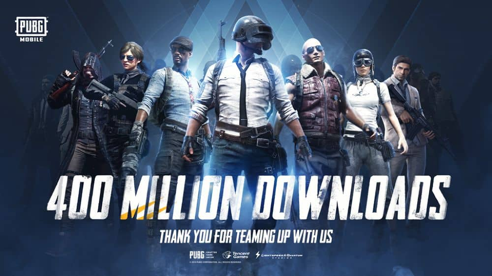 ببجي موبايل 400 مليون PUBG-Mobile-download 400 million update 13