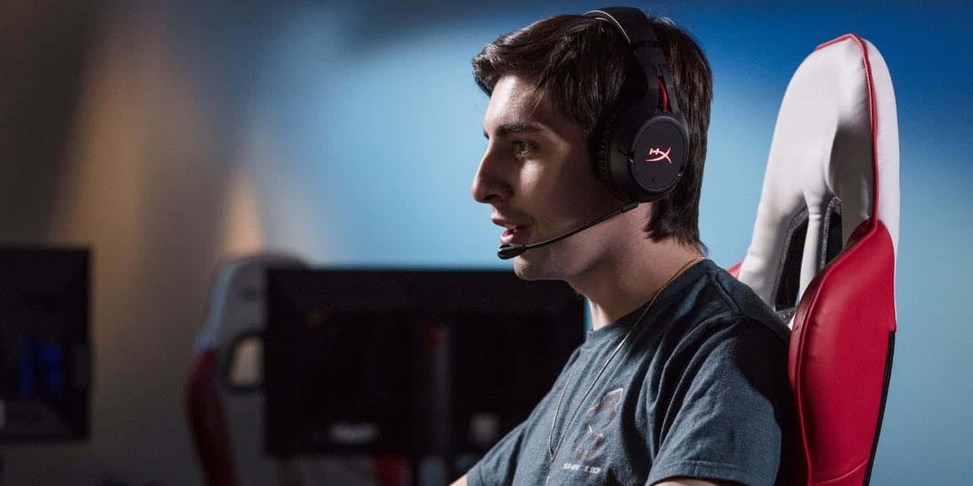 شراود فورتنايت الرياضات الإلكترونية Shroud-fortnite players super gamers