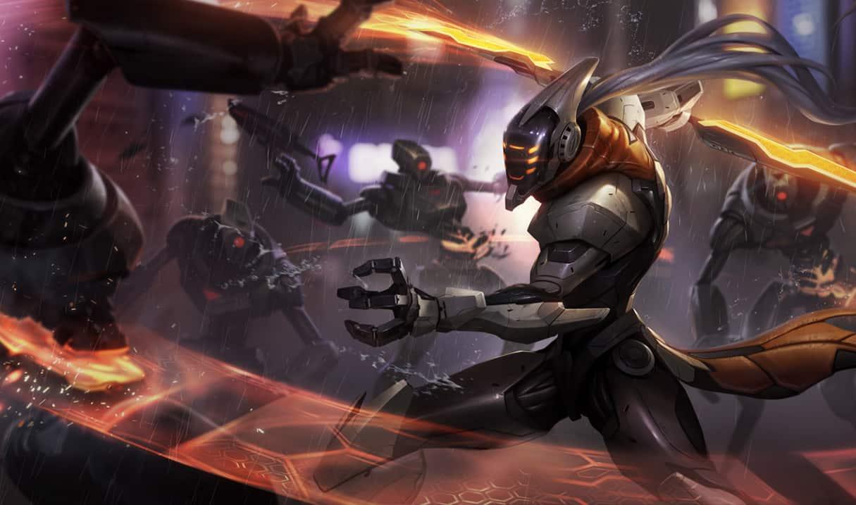 Photo of شرح القصة الكاملة للبطل Master Yiفي League of Legends