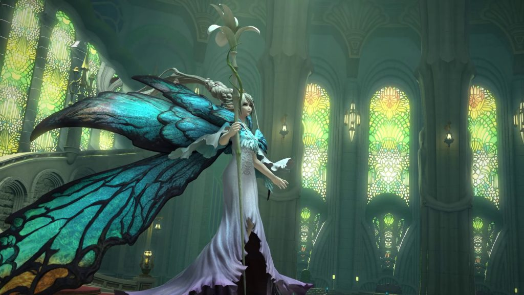 مراجعة فاينل فانتازي 14 شادو برينغرز ايسبورتس ميدل ايست final fantasy xiv shadowbringers review